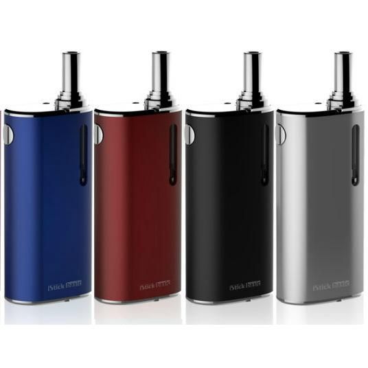 elaf iSTICK basic now in IRELAND silicon sleeve included