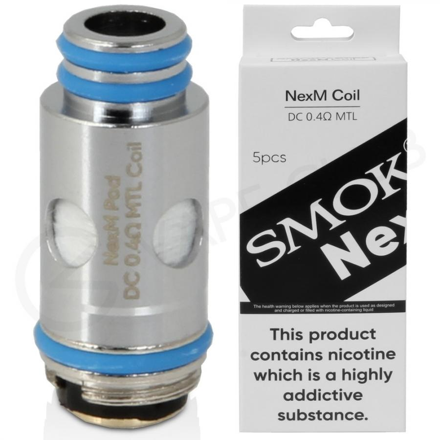 SMOK & OFRF NexM Replacement Coils 5 Pack