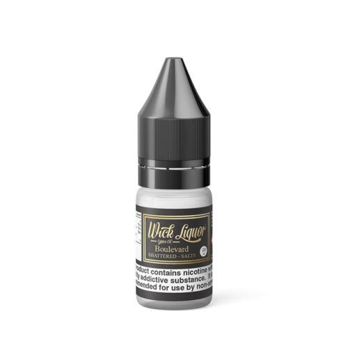 Boulevard Shattered Nic Salt by Wick Liquor 20mg