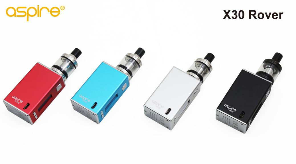 Aspire X30 Rover Kit With Nautilus X