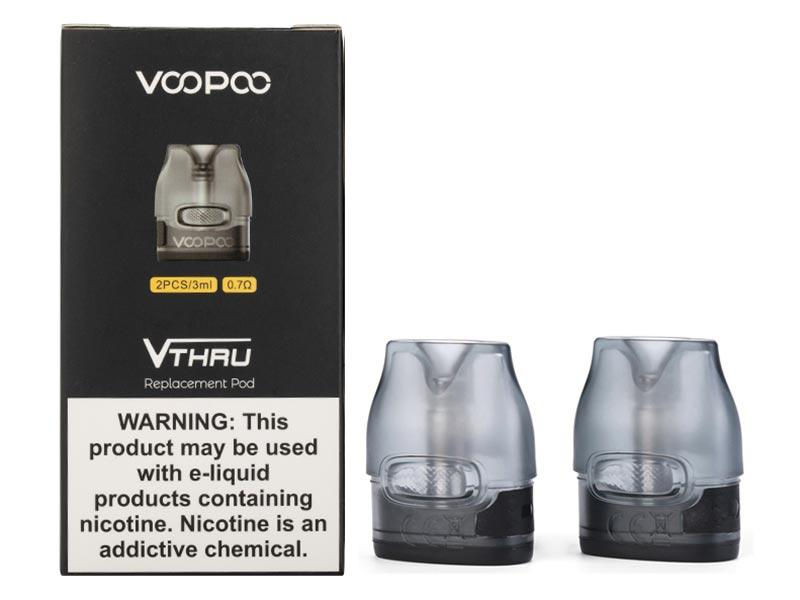 VooPoo VMATE Vthru Replacement Pod - (2 Pack)