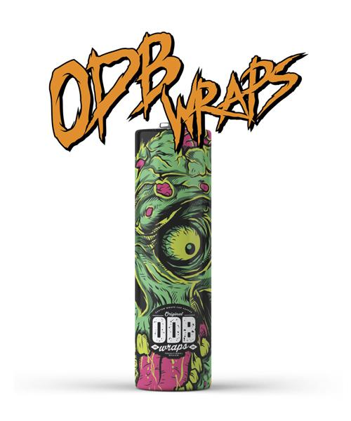 ODB 18650 Battery Wraps – Zombie in Ireland