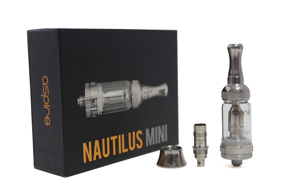 ASPIRE NAUTILUS MINI NOW IN IRELAND