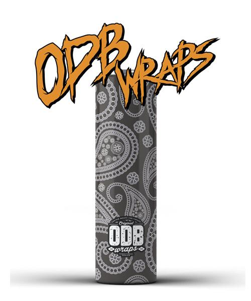 ODB 18650 Battery Wraps – Paisley in Ireland