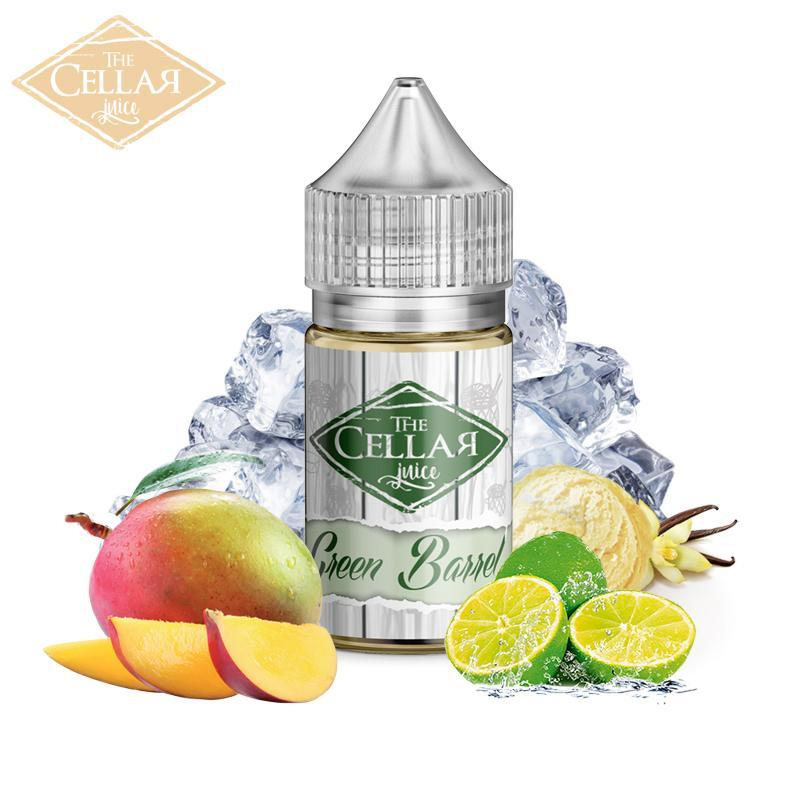 The Cellar Juice concentrate Green Barrel 30ml