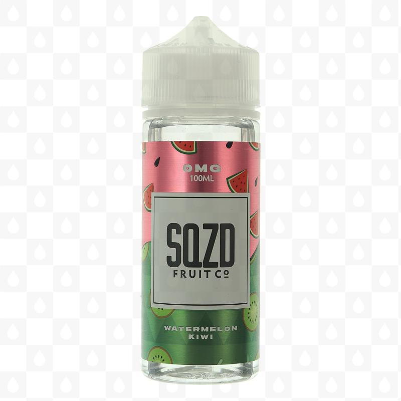 WATERMELON KIWI BY SQZD FRUIT CO E LIQUID | 100ML SHORT FILL