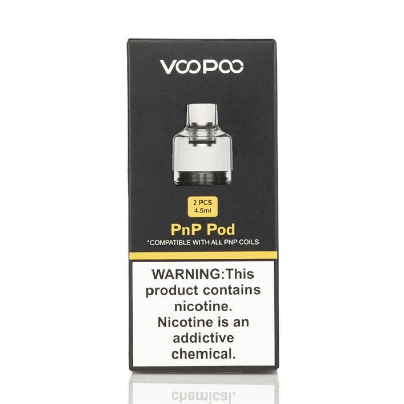 Voopoo PNP replacement Pod for Voopoo Drag S and Drag X Ireland