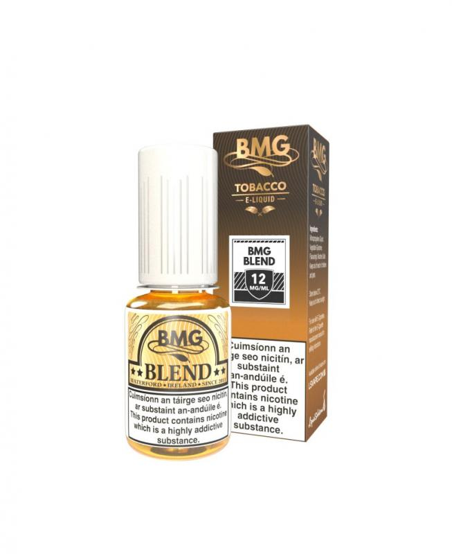 BMG BLEND E LIQUIDS Irish made