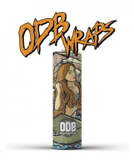 ODB 18650 Battery Wraps – Mermaid in Ireland