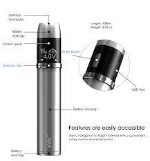 JOYETECH EVIC - BEST BUILD E CIGARETTE EVER