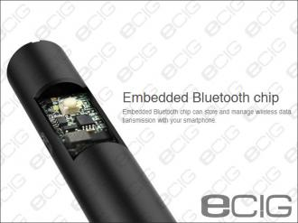 JOYETECH eCOM BLUETOOTH SMART 900 MAH BLACK