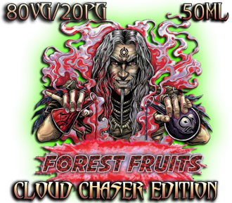 50 ml Forrest Fruit e juice by Witchcraft in Ireland