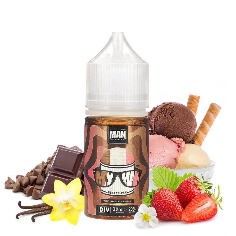 MY MAN NEAPOLITAN 30ml Concentrate by One Hit Wonder