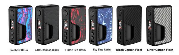 Vandy Vape PULSE V2 Squonk Box Mod in Ireland