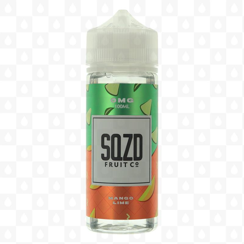 Mango Lime by SQZD Fruit Co E Liquid | 100ml Short Fill