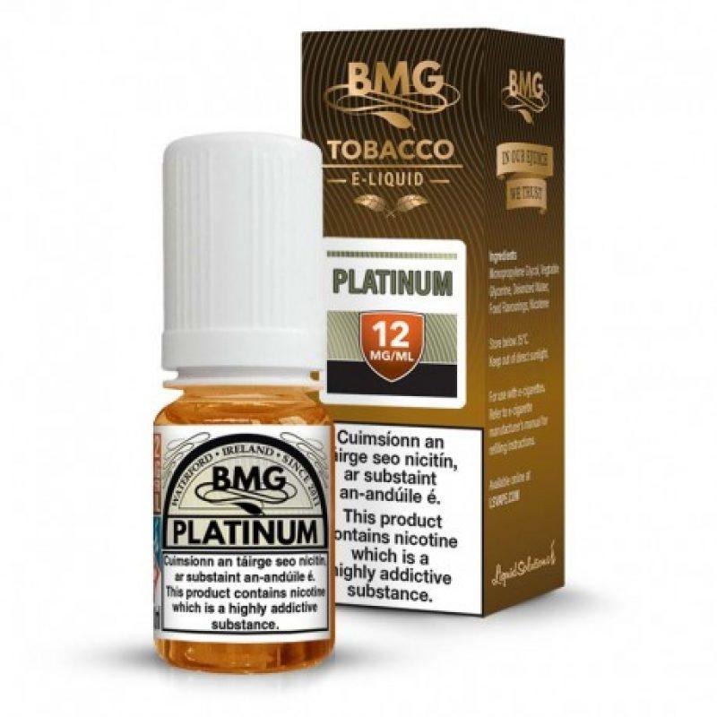 Platinum e liquid by Wicked