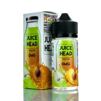 PEACH PEAR BY JUICE HEAD - 100 ML