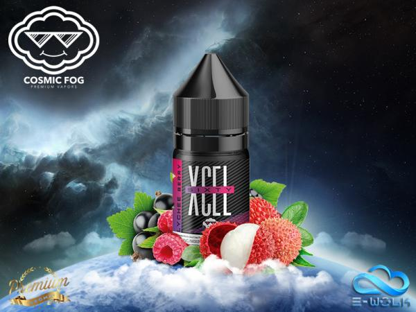 XCEL SIXTY - Lychee Berry Flavour Concentrate by Cosmic Fog