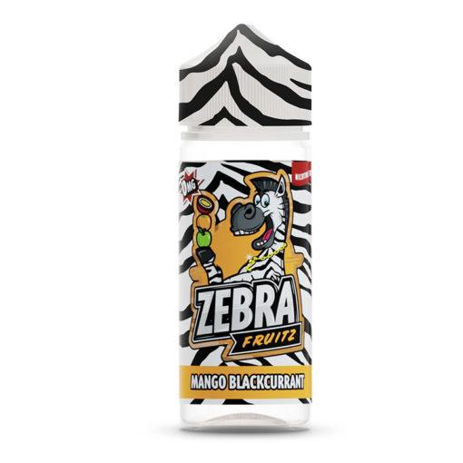 Mango Blackcurrant by Zebra 100 ml