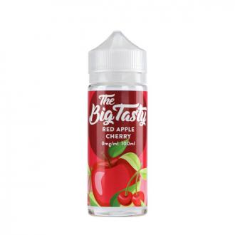 The Big Tasty - Red Apple Cherry - 100ml - 0mg in Ireland