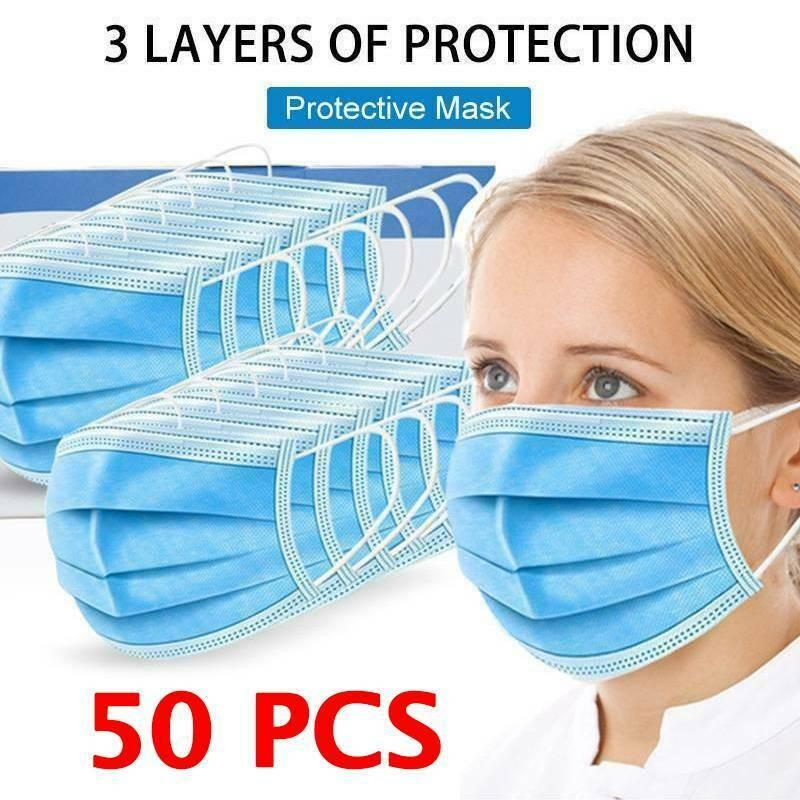 50 pcs Surgical Face mask in Ireland