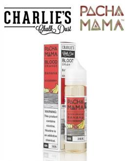 PACHA MAMA Blood orange banana gooseberry 50ML