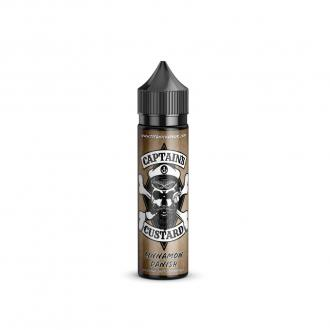 CAPTAINS CUSTARD 50ML- CINNAMON DANISH