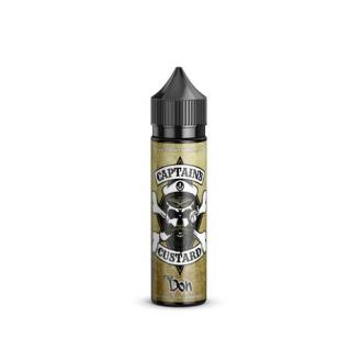 CAPTAINS CUSTARD 50ML- THE DON