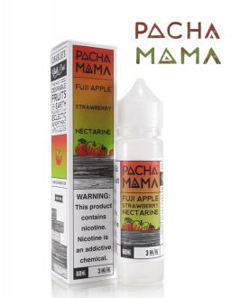 PACHA MAMA Fuji Apple Strawberry Nectarine 50 ml