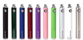EVOD TWIST 1300 MAH VARIABLE VOLTAGE ECIGARETTE BATTERY