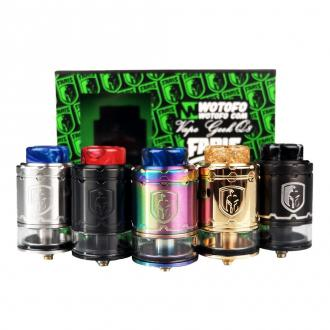 Wotofo Faris RDTA RDA 2-in-1 Atomizer with Side Airflow