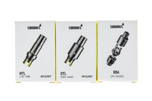 SMOANT pasito coils ( 3pack)