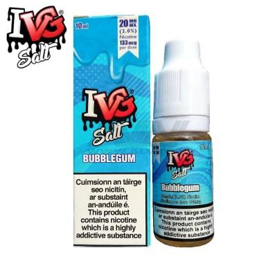 IVG nic salt- Bubblegum, 10ml