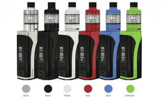 1 Eleaf iKuun i80 with Melo 4 TC Kit - 3000mAh