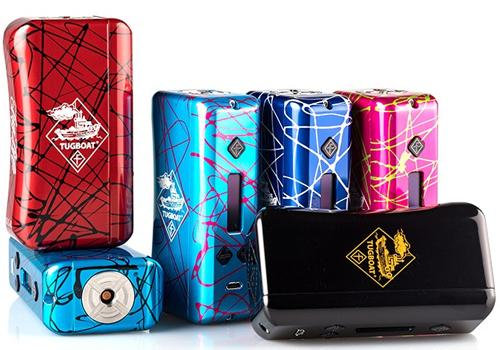 FLAWLESS TUGLYFE DNA 250W BOX MOD