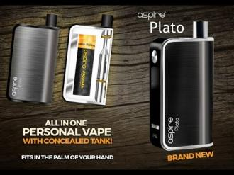 Aspire Plato kit in Ireland