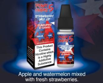 STRAWBERRY MIX UP 10 ML