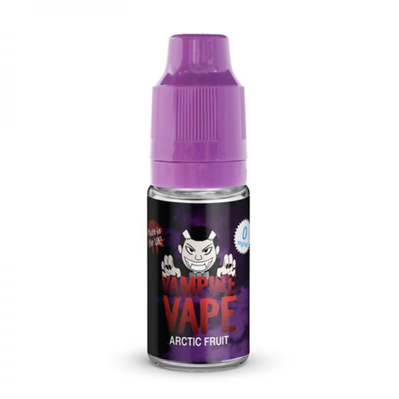 Arctic Fruit - 10ml Vampire Vape E-liquid