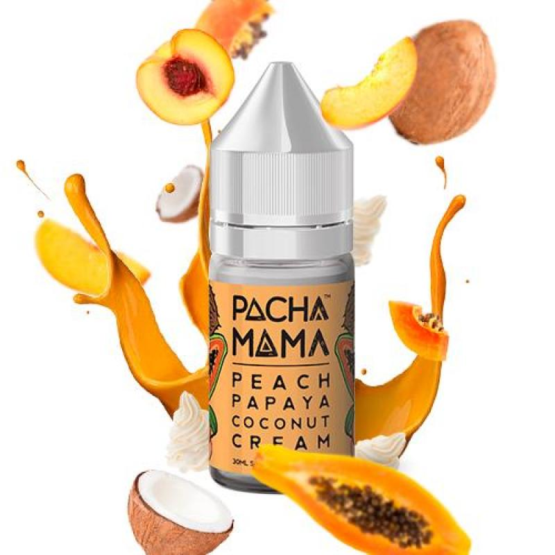 Pachamama concentrate Peach Papaya Coconut Cream 30ml