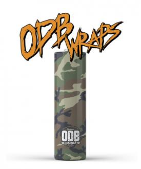 ODB 18650 Battery Wraps – Camo in Ireland