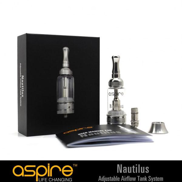 ASPIRE NAUTILUS IRELAND - BEST ATOMIZER ON MARKET