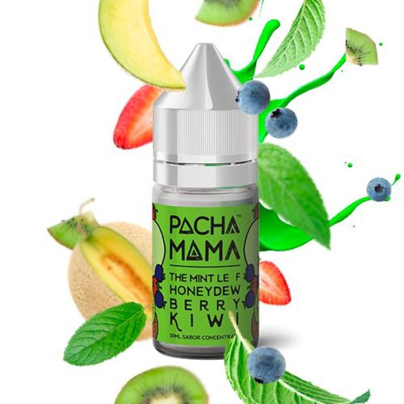 Pachamama concentrate The Mint Leaf Honeydew Berry Kiwi 30ml