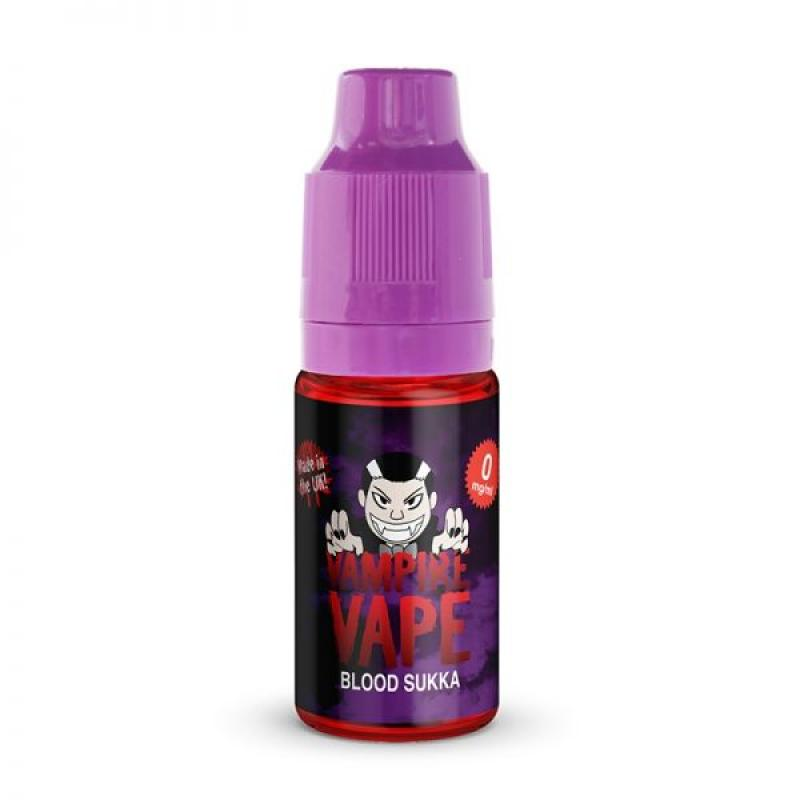 Blood Sukka - 10ml Vampire Vape E-Liquid