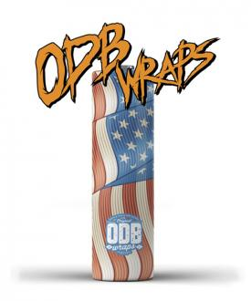 ODB 18650 Battery Wraps – Murica in Ireland