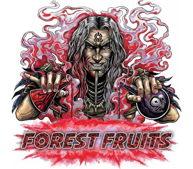 Forest fruits e liquid by Witchcraft