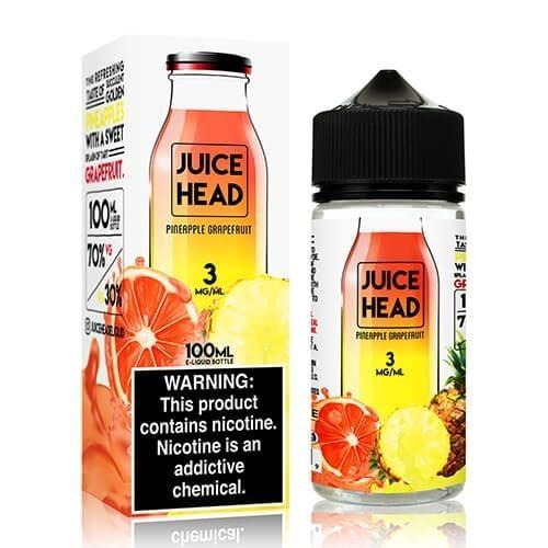 PINEAPPLE GRAPEFRUIT BY JUICE HEAD- 100ML