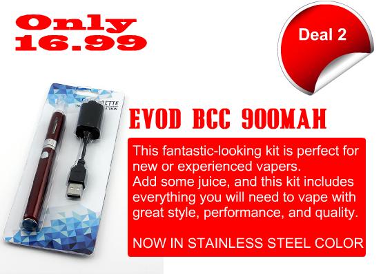 Evod BCC starter kit