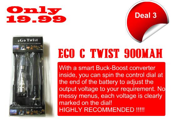 Ego c Twist