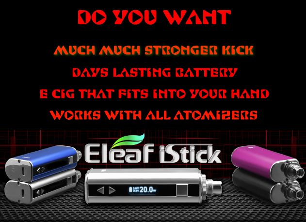 ELEAF ISTICK IRELAND