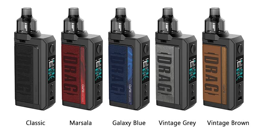 Voopoo Drag max vape kit Ireland